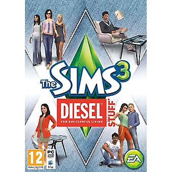 The Sims 3 diesel Stuff Pack (PC DVD)-nové