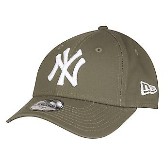 New Era 9Forty KINDER Cap - New York Yankees oliv