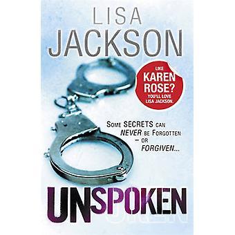 Il non detto da Lisa Jackson - 9781444780284 libro