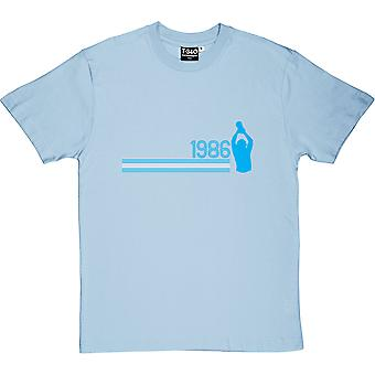 1986 mäns T-Shirt