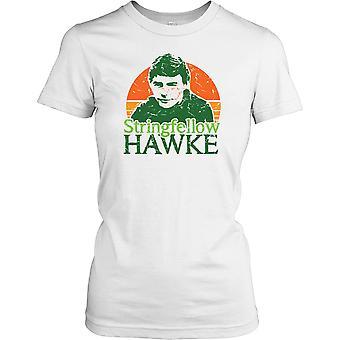 Stringfellow Hawke - Airwolf inspirado en los años 80 TV clásico señoras T Shirt
