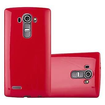 Obudowa Cadorabo do obudowy LG G4 / G4 PLUS - Obudowa na telefon komórkowy wykonana z elastycznego silikonu TPU - silikonowa obudowa ochronna Ultra Slim Soft Back Cover Case Bumper