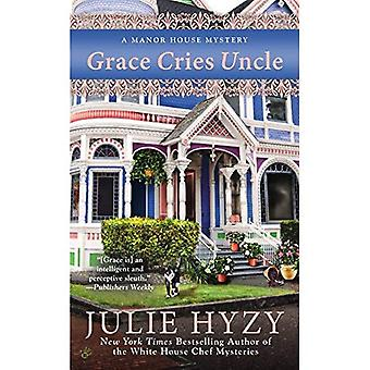 Grace płacze wujek (Mystery Manor House)