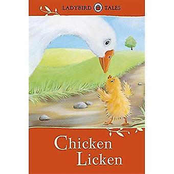 Lieveheersbeestje Tales: Kip Licken (Ladybird Tales groter formaat)