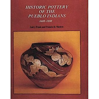 HISTORISCHE KERAMIK DER PUEBLO-INDIANER