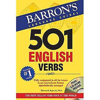 501 Dutch Verbs [met CDROM] (501 Verb) (Barron's 501 Dutch Verbs (W/CD))