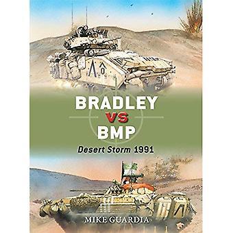 Bradley vs BMP: Desert Storm 1991 (duell)