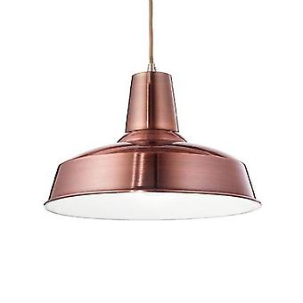 Ideal Lux - Moby cuivre pendentif IDL093697