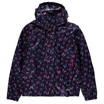 Gelert Kids børnetøj spædbørn piger Packaway vandtæt jakke Gl00 Outwear hætte