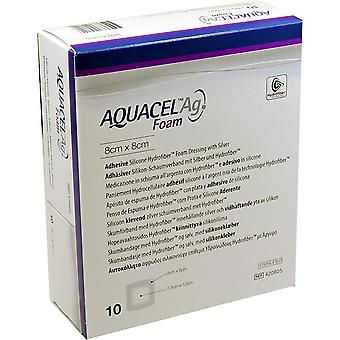 AQUACEL AG FOAM 8X8CM 420805 10 Film Foam