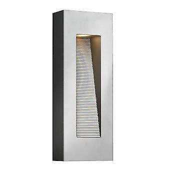 Elstead-medium LED væg lys-titanium-HK/LUNA/M TT