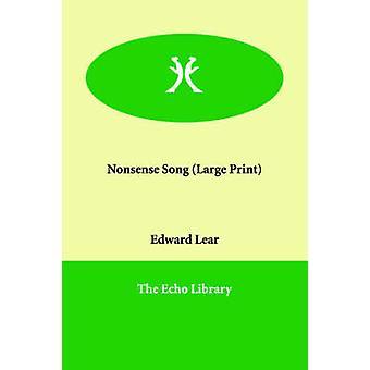 Unsinn-Song von Lear & Edward