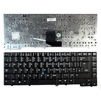HP EliteBook 8530 P mit Zeiger schwarz UK Layout Ersatz Laptop-Tastatur