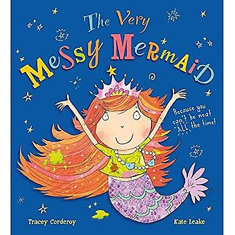 The Very Messy Mermaid