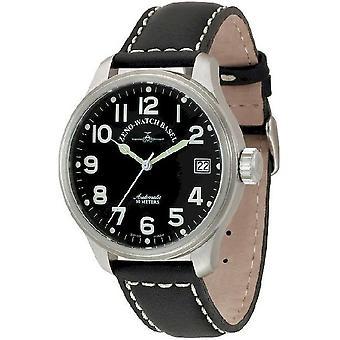 Zeno-watch mens watch OS pilot Valgranges (big date) 8111-a1