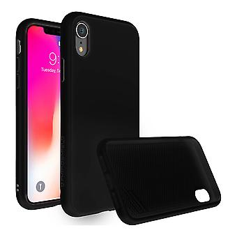 Apple iPhone XR Protection Case Antishock SolidSuit by Rhinoshield Black