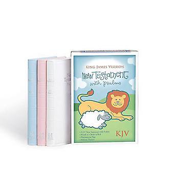 Bible KJV Babys New Testament & Psalms by Broadman & Holman Publisher