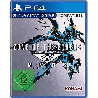 Zone Of The Enders 2nd Runner Mars PS4 Game
