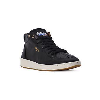 Blauer blk murray hi fashion sneakers