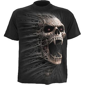 Spiral Direct Gothic CAST OUT - T-Shirt Black|Skulls|Fangs|Horror