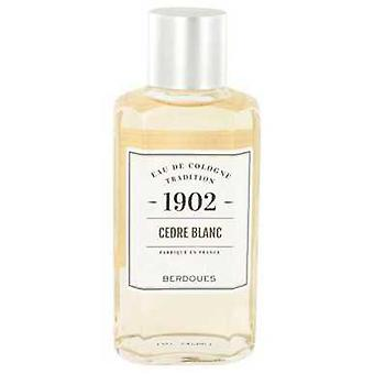 1902 Cedre Blanc By Berdoues Eau De Cologne 8.3 Oz (women) V728-512925
