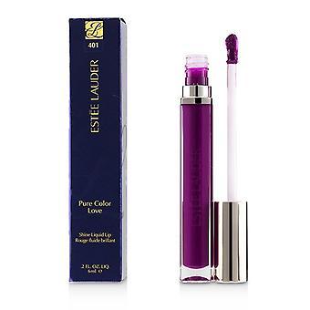 Estee Lauder Pure Color Love Liquid Lip - # 401 Grape Addiction (Shine) 6ml/0.2oz
