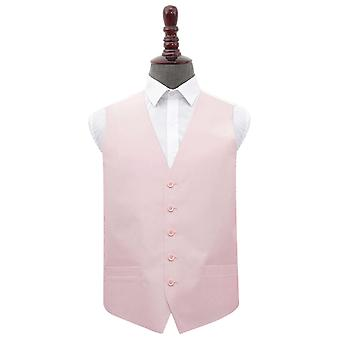 Blush Pink Plain Shantung Wedding Waistcoat Blush Pink Plain Shantung Wedding Waistcoat Blush Pink Plain Shantung Wedding Waistcoat Blush Pink