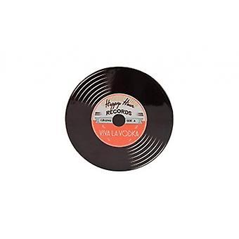 CGB Giftware Ceramic Record Coasters