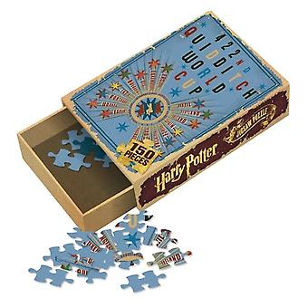 Harry Potter puzzle Matchbox 150 pedaço Quidditch