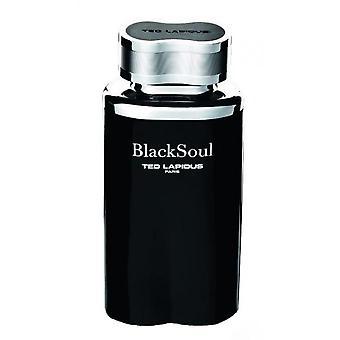 Blacksoul spray jälkeen ajella
