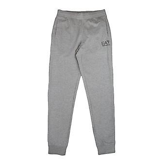 EA7 Logo Train Core ID Pants Grey