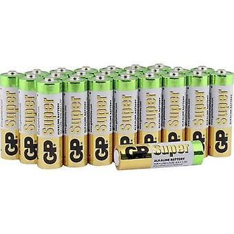 AA battery Alkali-manganese GP Batteries Super 1.5 V 24 pc(s)