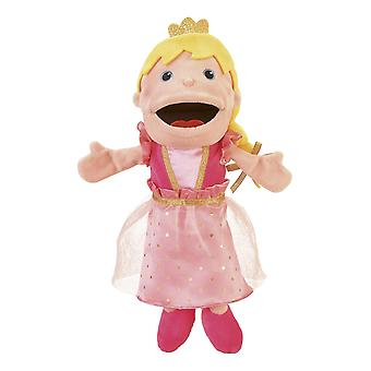 Fiesta Crafts T-2940 Moving Mouth Princess Hand Puppet