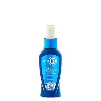 It ' s A 10 potion 10 Miracle Instant Repair Leave-in 120ml
