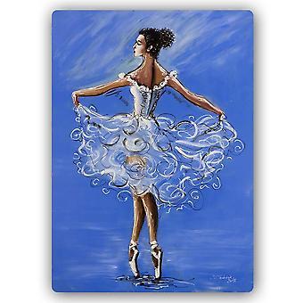 Metalldruck, Ballerina