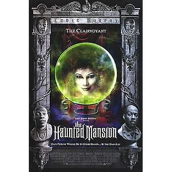 The Haunted Mansion (Double Sided Regular The Clairvoyant) (2003) Original Cinema Poster