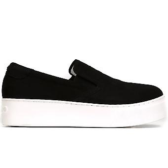 Tiger Platform Slip On Sneakers
