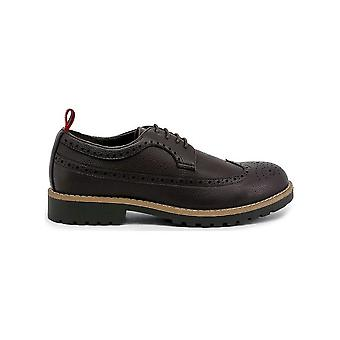 Duca di Morrone - Chaussures - Chaussures lacets - BRADFORD-DARKBROWN - Hommes - sellebrown - 46