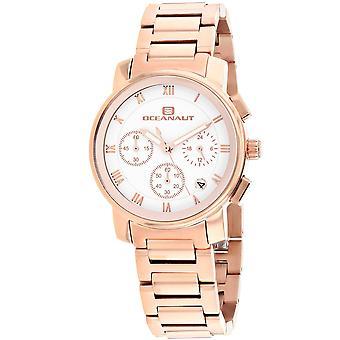 Oceanaut Women's Riviera White Dial Watch - OC0634