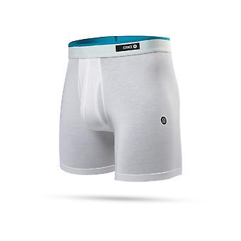 Stance Staple 17 7 Zoll Unterwäsche in Weiß