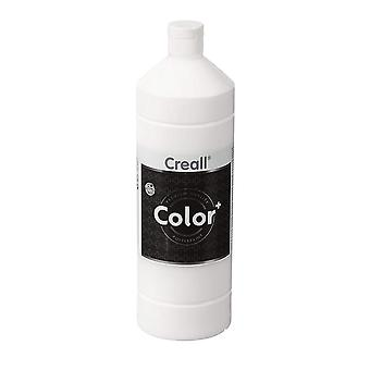 Creall Havo01034 500ml 14 White Havo Color Poster Paint Bottle Toy