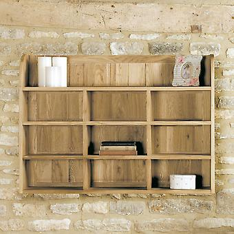 Mobel rovere reversibile parete Rack marrone - Baumhaus