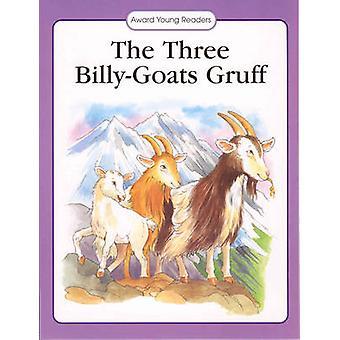Drie Billy geiten Gruff door Anna Award