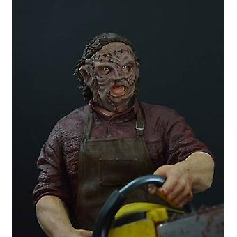 Leatherface Polystone Statue from Texas Chainsaw Massacre