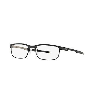 Oakley Steel Plate OX3222 01 Powder Coal Glasses