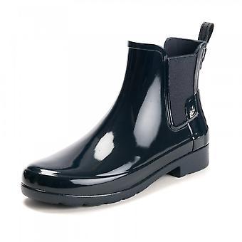 Hunter Original raffinerade Gloss Chelsea Ladies Boot