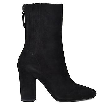 Ash Footwear Jasmin Black Suede Boot