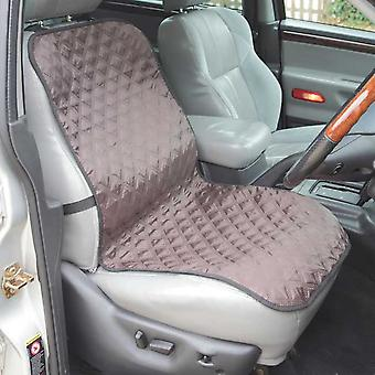 Quilted Reversible Padded Car Seat Protector