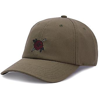 Cayler & sons Snapback Cap - rosewood curved olive / multi