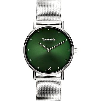 Tamaris - Wristwatch - Anda - DAU 36mm - Silver - Ladies - TW046 - silver green